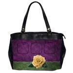 Rose BAG two sides - Oversize Office Handbag (2 Sides)
