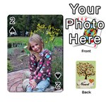 Newts Cards - Playing Cards 54 Designs