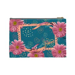 Cutiepatootie Cosmetic Bag L By Mikki   Cosmetic Bag (large)   Gjct0fx60to0   Www Artscow Com Back