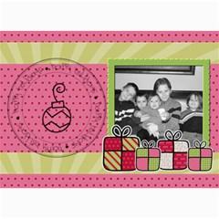 Fun Christmas Card 2 By Martha Meier   5  X 7  Photo Cards   2wck54qit6pa   Www Artscow Com 7 x5 Photo Card - 7