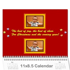 Puzzle Calendar 2013   Family By Daniela   Wall Calendar 11  X 8 5  (12 Months)   Caf951bajaik   Www Artscow Com Cover