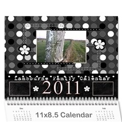 Lambourne Calendar By V    Wall Calendar 11  X 8 5  (12 Months)   4mvzbb5ztto9   Www Artscow Com Cover
