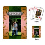 Special  Playing Cards - Playing Cards Single Design