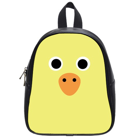 Duck By Wood Johnson   School Bag (small)   Qx2k6cck67a4   Www Artscow Com Front