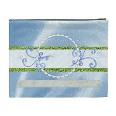 By Brookieadkins Yahoo Com   Cosmetic Bag (xl)   5dhpn8gy35px   Www Artscow Com Back
