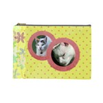 lazy Days Large Cosmetic Case 1 - Cosmetic Bag (Large)