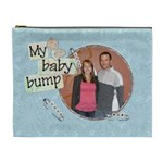 My Baby Bump XL Cosmetic Bag - Cosmetic Bag (XL)