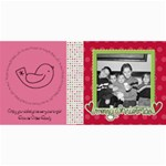 Merry Christmas card 3 - 4  x 8  Photo Cards
