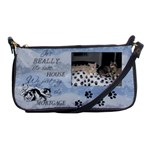 It s Really the cats House ... Shoulder Clutch - Shoulder Clutch Bag