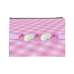 Everlasting Large Cosmetic Case 2 By Joan T   Cosmetic Bag (large)   Up5z1c1tt786   Www Artscow Com Back