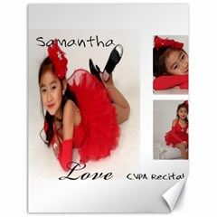 Sam Love By Wendy Li   Canvas 18  X 24    Zabmumd90cf8   Www Artscow Com 24 x18 Canvas - 1