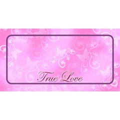 I Heart You Baby Pink Magic Cube By Ellan   Magic Photo Cube   Ysomfk4nw4nm   Www Artscow Com Long Side 2