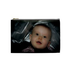 Darcey By Crystal   Cosmetic Bag (medium)   Fxmiz7vdqwb5   Www Artscow Com Front