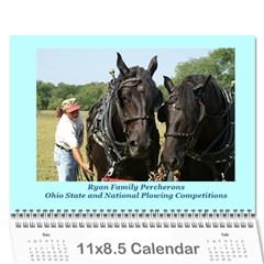 2011 Ryans Calendar  By Rick Conley   Wall Calendar 11  X 8 5  (12 Months)   Mydqhhzak2vc   Www Artscow Com Cover