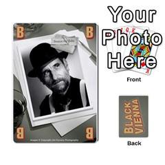 Bv1 By Nathan Walker   Playing Cards 54 Designs   Wm96j1i0sqcz   Www Artscow Com Front - Spade3