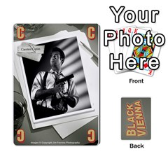 Bv1 By Nathan Walker   Playing Cards 54 Designs   Wm96j1i0sqcz   Www Artscow Com Front - Spade4