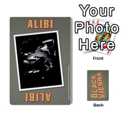 Bv1 By Nathan Walker   Playing Cards 54 Designs   Wm96j1i0sqcz   Www Artscow Com Front - Club2