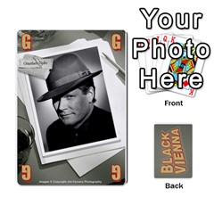 Bv1 By Nathan Walker   Playing Cards 54 Designs   Wm96j1i0sqcz   Www Artscow Com Front - Spade8