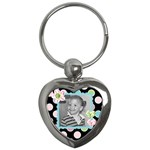 heart key chain - Key Chain (Heart)