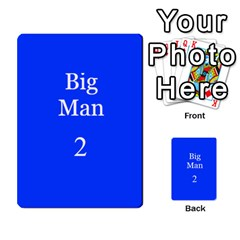 Sharp Practice Cards 1 By Jonathan Davenport   Multi Purpose Cards (rectangle)   Wu4q586a4fjw   Www Artscow Com Front 27