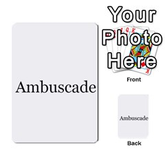 Awi Pack 8 By Jonathan Davenport   Multi Purpose Cards (rectangle)   F00oq56czldk   Www Artscow Com Front 51
