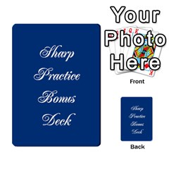Awi Pack 8 By Jonathan Davenport   Multi Purpose Cards (rectangle)   F00oq56czldk   Www Artscow Com Back 3