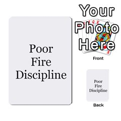 Awi Pack 8 By Jonathan Davenport   Multi Purpose Cards (rectangle)   F00oq56czldk   Www Artscow Com Front 27