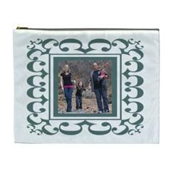 Xl Cosmetic Bag By Amanda Bunn   Cosmetic Bag (xl)   U4h1v0s7zmep   Www Artscow Com Front