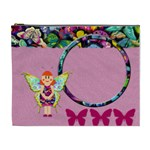 PINK Fairy - Cosmetic Bag (XL)