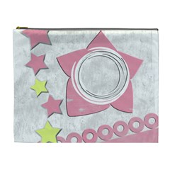Girl Star   Cosmetic Bag (xl) By Carmensita   Cosmetic Bag (xl)   Us4dmeibmulr   Www Artscow Com Front