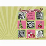 Mulit-photo Christmas Card - 5  x 7  Photo Cards
