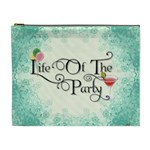 Life Of The Party XL Cosmetic Bag - Cosmetic Bag (XL)