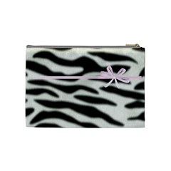 Faith Hope And Love By Rebecca Mccartney   Cosmetic Bag (medium)   Pfu4ypnd473z   Www Artscow Com Back