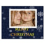kids xmas - Jigsaw Puzzle (Rectangular)