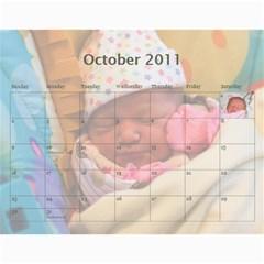 2011 Calendar By Dirk Moody   Wall Calendar 11  X 8 5  (12 Months)   4mvo5jrjlx7d   Www Artscow Com Oct 2011