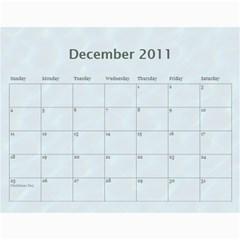 2011 Calendar By Shelley Peterson   Wall Calendar 11  X 8 5  (12 Months)   Ccwaj6gnhoyu   Www Artscow Com Dec 2011