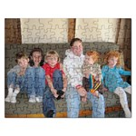 All kids puzzle - Jigsaw Puzzle (Rectangular)