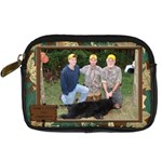 Hunting Camera Case - Digital Camera Leather Case