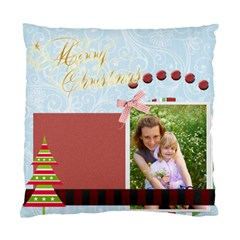Christmas By Joely   Standard Cushion Case (two Sides)   Sdoxpa4hxljk   Www Artscow Com Back