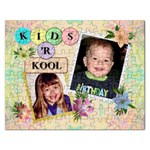 Kids  R Kool Puzzle - Jigsaw Puzzle (Rectangular)