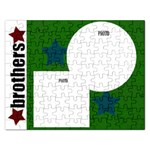 Brothers Puzzle - Jigsaw Puzzle (Rectangular)