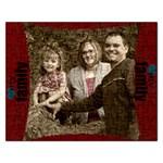 Lare Photo Family Puzzle - Jigsaw Puzzle (Rectangular)