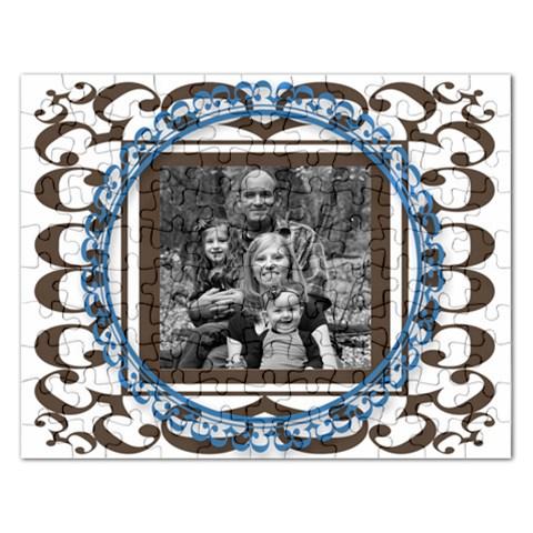 Framed Puzzle By Amanda Bunn   Jigsaw Puzzle (rectangular)   88c1p7d4e5go   Www Artscow Com Front