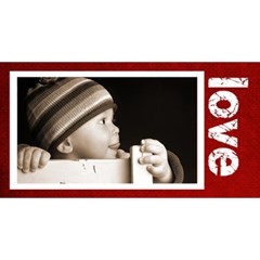 Live Laugh Love Christmas Red Photo Cube By Catvinnat   Magic Photo Cube   F6b52ch6y7pq   Www Artscow Com Long Side 3