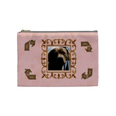 My Journal Medium Cosmetic Case By Joan T   Cosmetic Bag (medium)   Uf6q3h8jb4yo   Www Artscow Com Front
