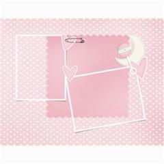 Calendar  Precious (girl) By Jennyl   Wall Calendar 11  X 8 5  (12 Months)   7c7m99s0svpa   Www Artscow Com Month