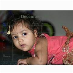 2011 Second By Soma Venkata   Wall Calendar 11  X 8 5  (18 Months)   Hai3fd1u36ql   Www Artscow Com Dec 2011