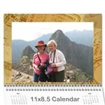 18 mo calender - Wall Calendar 11  x 8.5  (18 Months)