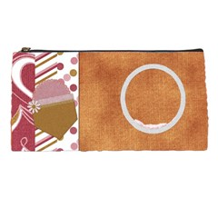 Pencil Case I Heart Christmas By Lisa Minor   Pencil Case   N78k85f8c77w   Www Artscow Com Front