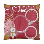 I Heart Pillowcase 1001 - Standard Cushion Case (One Side)